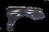 Крылья пластиковые Лада Приора | LADA Priora (2шт.) неокрашенные