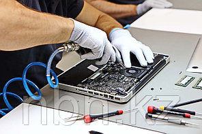 Диагностика MacBook