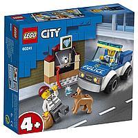 LEGO City 60241 Полицейский отряд с собакой, фото 1