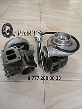 Турбина 3535617 Holset HX40W на экскаватор Hyundai R305LC-7