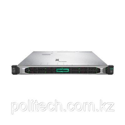 Сервер HPE P19774-B21 DL360 Gen10 (1xXeon4208(8C-2.1G)/ 1x16GB 2R/ 8 SFF SC/ P408i-a 2GB Batt/ 4x1GbE FL/ 1x50