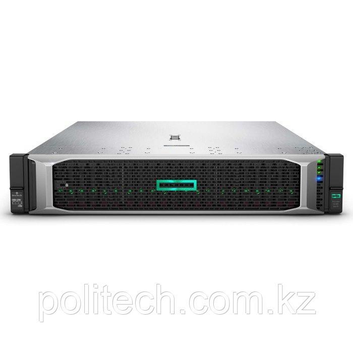 Сервер HPE DL380 Gen10 P23465-B21 (1xXeon4208(8C-2.1G)/ 1x32GB 2R/ 8 SFF SC/ P408i-a 2GB Batt/ 4x1GbE FL/ 1x50