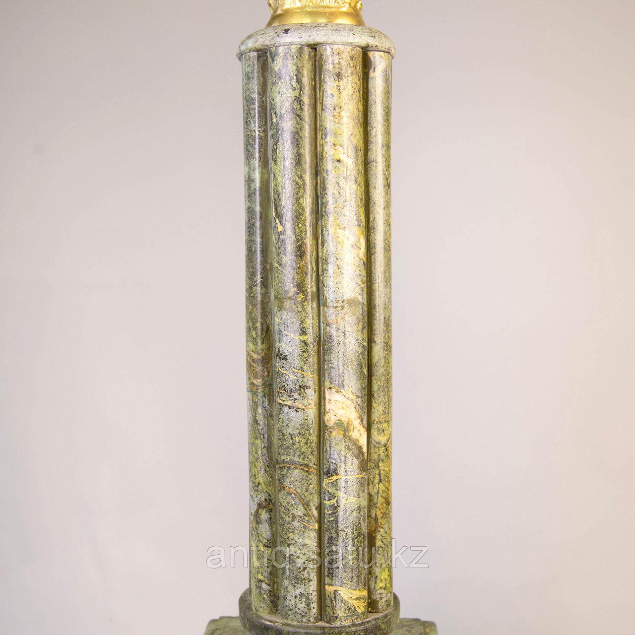 Пара колонн в дворцовом стиле. Подставки под дорогие вазы или фигуры. - фото 7