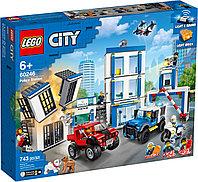LEGO 60246 City Police Полицейский участок, фото 1