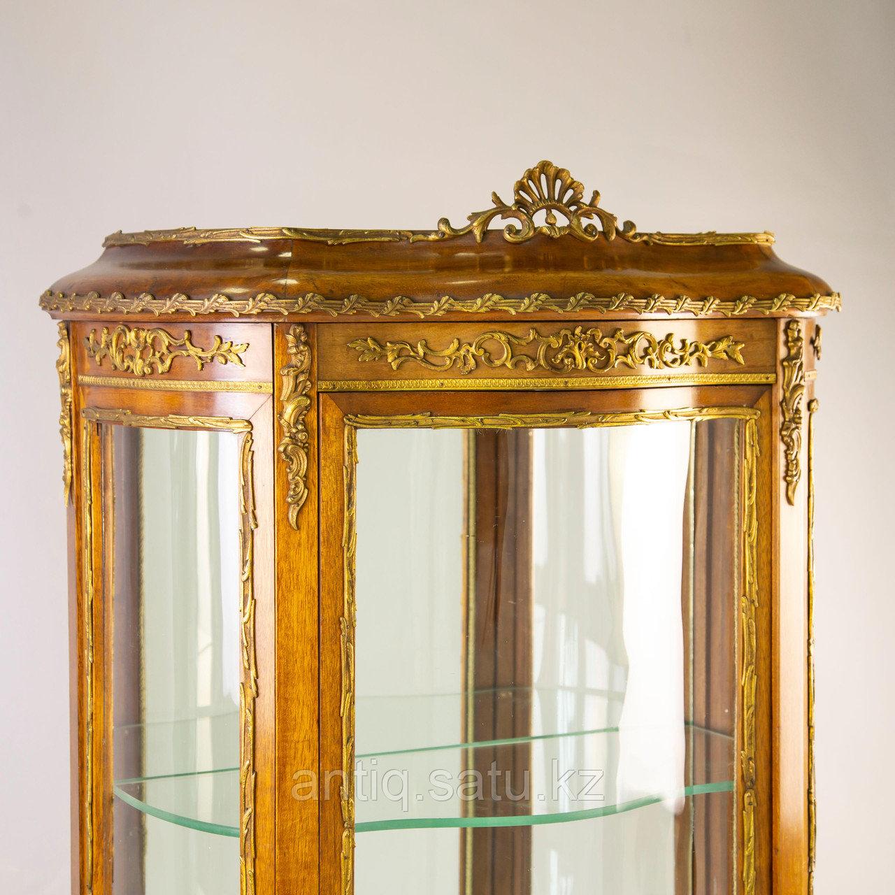 Витрина в дворцовом стиле Франция. II половина XIX века - фото 5