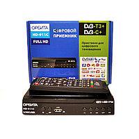 Орбита HD-911С - эфирный цифровой HD ресивер ТВ сигналов DVB-T/T2/C