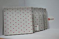Коробка 21*21*3 см с прозрачной крышкой в ассортименте