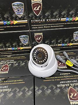Купольная AHD камера видеонаблюдения HD-813