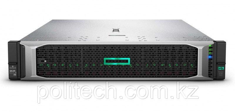 Сервер HPE DL380 Gen10 P24841-B21 (1xXeon4210R(10C-2.4G)/ 1x32GB 2R/ 8 SFF SC/ P408i-a 2GB Batt/ 4x1GbE FL/ 1x