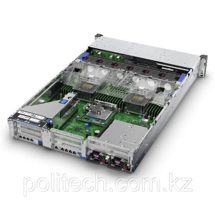 Сервер HPE DL380 Gen10 P24842-B21 (1xXeon4214R(12C-2.4G)/ 1x32GB 2R/ 8 SFF SC/ P408i-a 2GB Batt/ 4x1GbE FL/ 1x