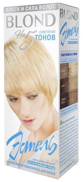 Осветлитель для волос интенсивный на 5 тонов  BLOND. ESTEL