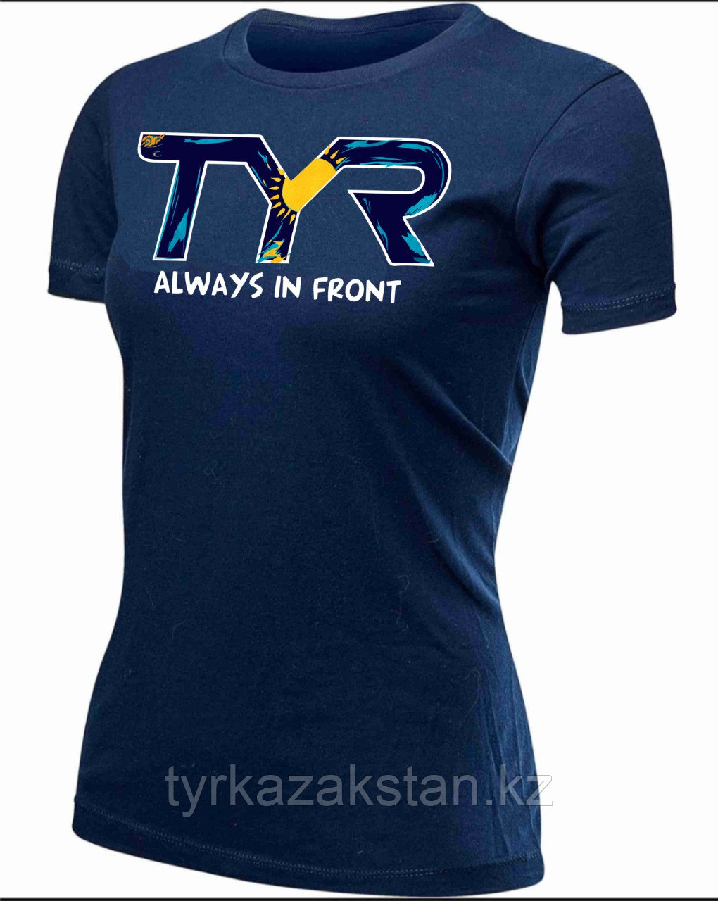 Футболка женская TYR