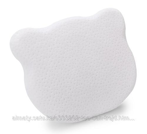 Подушка Happy Baby детская (26х22) белая