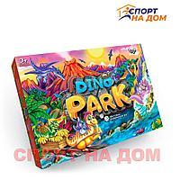 """Настольная развлекательная игра """"Dino Park"""""""
