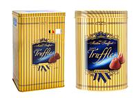 Конфет Maitre Truffout - Fancy Truffles Classic  железная банка 500гр (в ассортименте), фото 1