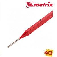Выколотка 4 x 150 мм, сталь CrV. MATRIX
