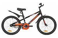 Велосипед 20' Novatrack Juster, 2021, цвет красный