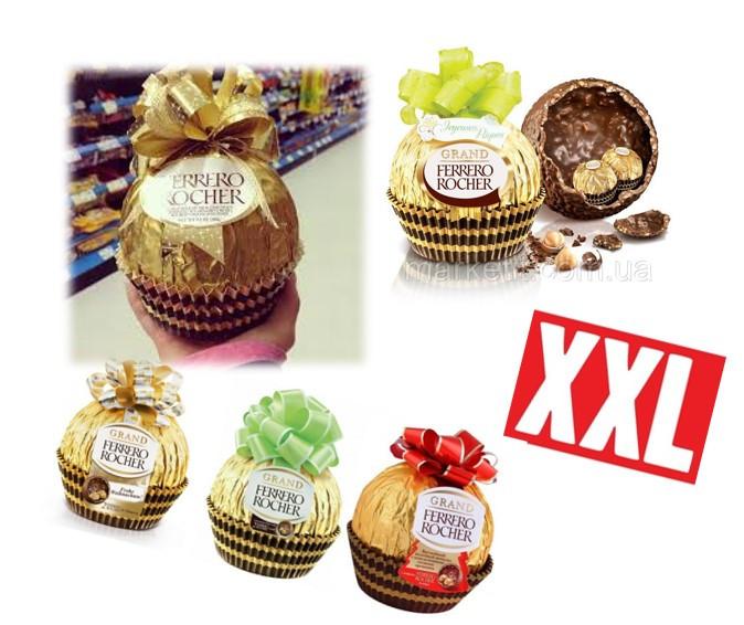 Гигантская конфета Ferrero Rocher   XXL 125гр