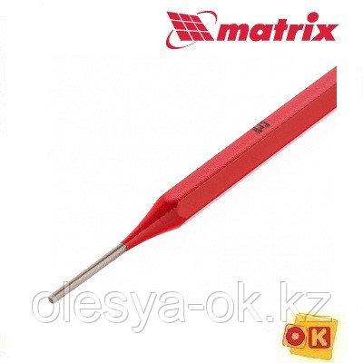 Выколотка 8 x 150 мм, сталь CrV. MATRIX, фото 2