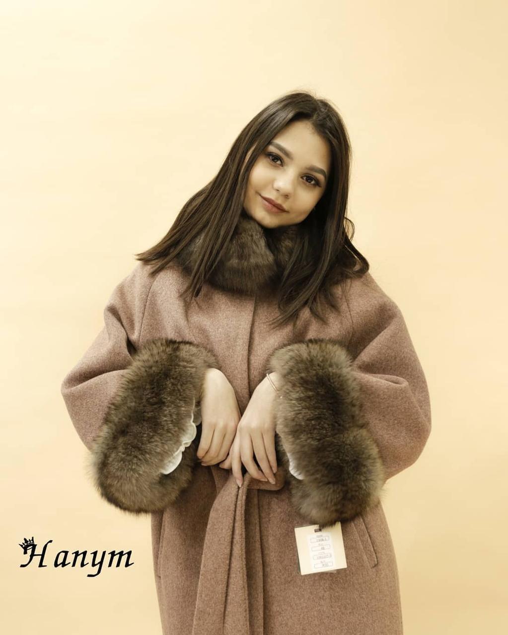 Пальто «HANYM» (натуралка)