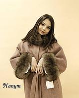 Пальто «HANYM» (натуралка), фото 1