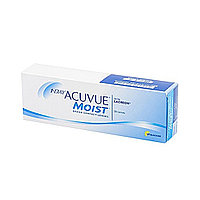 Контактные линзы ACUVUE Moist 1-Day 30 линз
