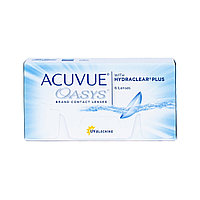 Контактные линзы ACUVUE Oasys 6 линз