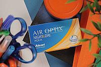 Контактные линзы Alcon Air Optix Night & Day Aqua 3 линзы