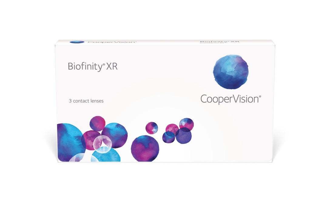 Контактные линзы CooperVision Biofinity 6 линз - фото 1