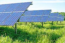 Сетевая солнечная электростанция на 15 кВт/час