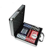 Набор для игры в покер Zez Sport M-1 (в чемодане)