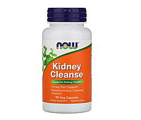 Now Foods, Kidney Cleanse, 90 растительных капсул