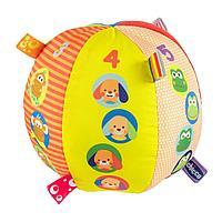 Chicco: Игрушка развивающая Музыкальный мячик 3м+