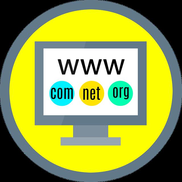 Урок 33. Что такое доменные имена и как ими управлять