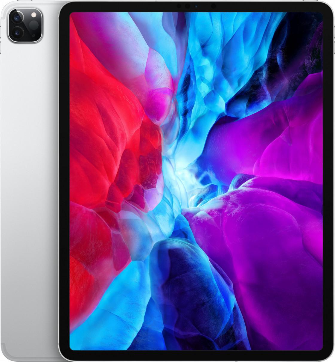 """Apple iPad Pro (2020) 12,9"""" Wi-Fi 512 GB, Silver"""