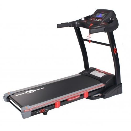 Беговая дорожка Cardio Power T45 BR до 150 кг (+кардиодатчик)