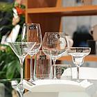 Набор бокалов для вина Wilmax 380мл (6шт.), фото 2
