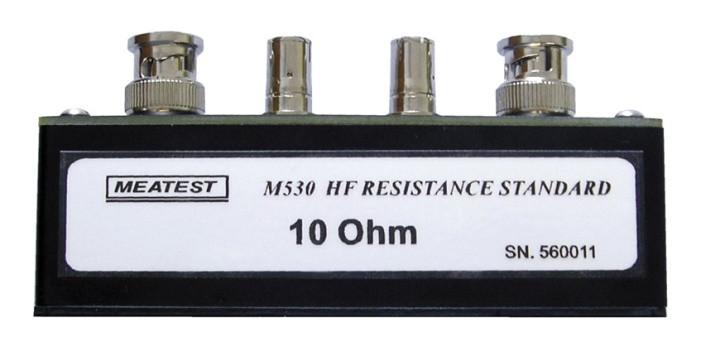 Стандарты радиочастотного сопротивления M530 (imp)