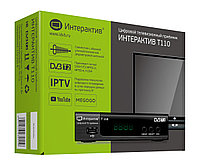 Noname Цифровое телевизионный приемник Интерактив Т110 DV3 T2