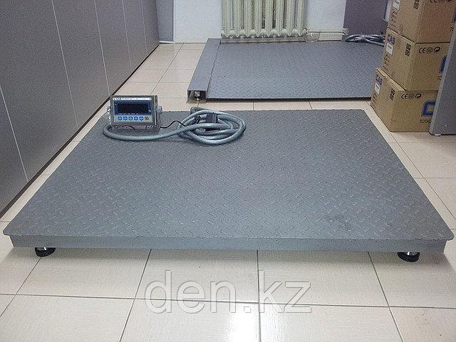 Весы платформенные от 1000 кг до 3000 (1x0,75)