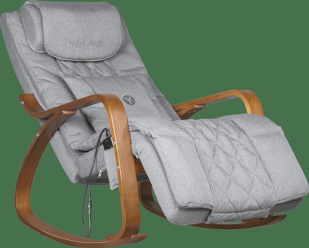 Кресло-качалка Yamaguchi Liberty (Цвет-Серый)