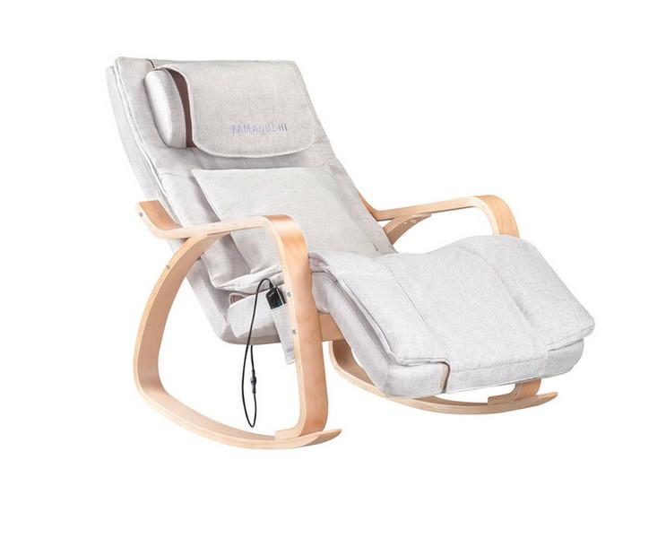 Кресло-качалка Yamaguchi Liberty (Цвет:бежевый)
