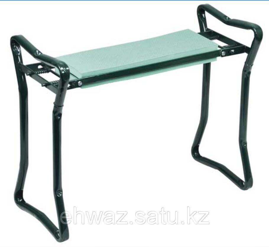 Скамейка-подставка для работы на даче - фото 1