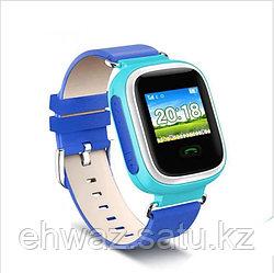 Детские смарт-часы Q60 1.0, цвет голубой