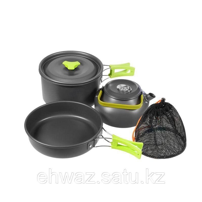 Туристический набор посуды для походов