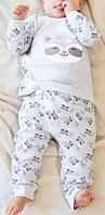 Batik Комплект футболка дл.рукав и брюки для мальчика (02700/1_BAT)
