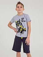 Batik Комплект футболка и шорты для мальчика (02715_BAT)