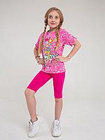 Batik Комплект футболка и бриджи для девочки (02379_BAT)