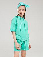 Batik Комплект пуловер шорты для девочки (02384_BAT)