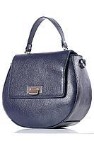 Женская осенняя кожаная синяя сумка Galanteya 32419.9с3817к45 синий_т. без размерар.